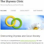New site up and out! The Shyness Clinic Peter Mahoney